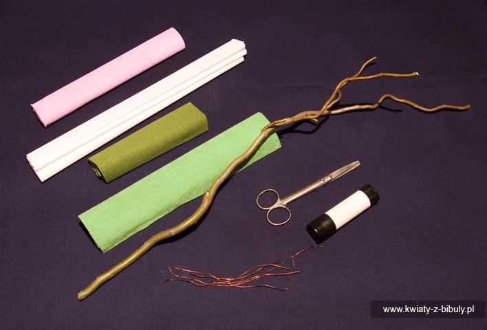Magnolie - Instrukcja wykonania