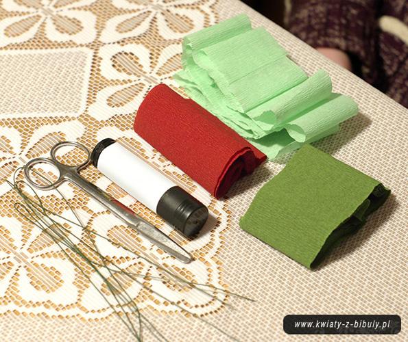 Świąteczne stroiki - instrukcja wykonania