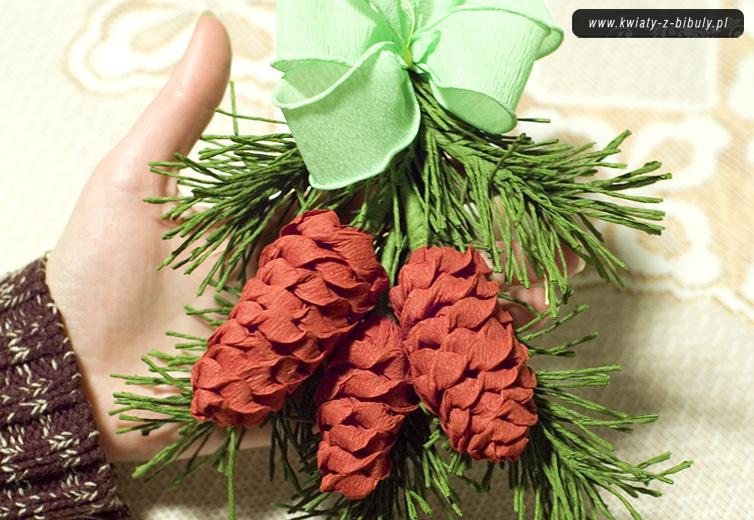 Рождественские украшения - инструкция
